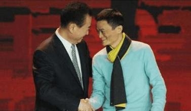 王小丫问:王健林是首富有压力吗?马云再次神回复